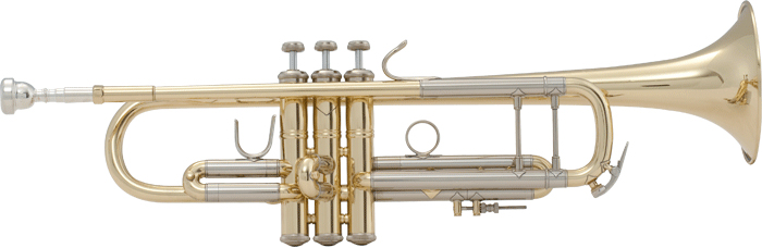 Bach Stradivarius 180-43 Trumpet (Lacquered Finish)