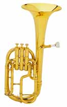 Besson Sovereign Tenor Horn (BE-950)