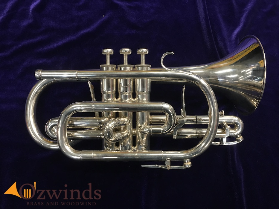 Besson Sovereign 923 Cornet #728559 (NOW SOLD)
