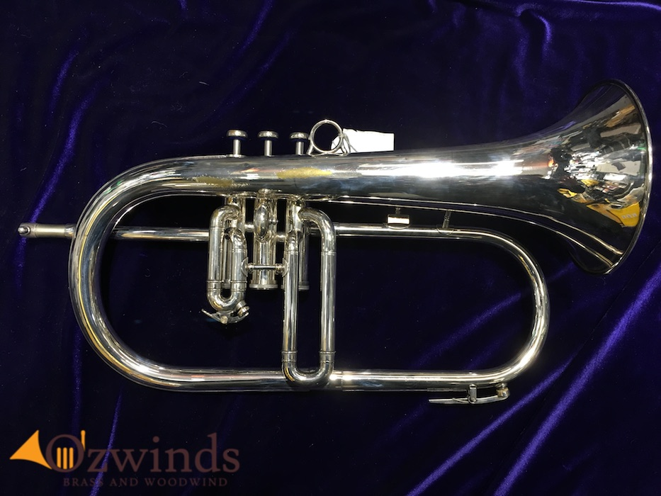 Boosey and Hawkes Sovereign Flugelhorn #655823 (USED)