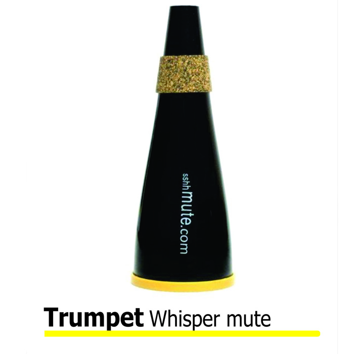 Bremner Whisper Mute for Trumpet