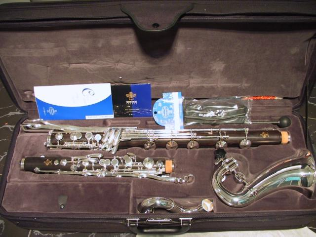 Buffet Crampon Prestige Bass Clarinet (Low C)