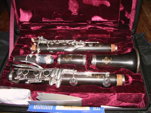 Buffet Crampon R13 Prestige Clarinet (B-flat), With Free Set-up