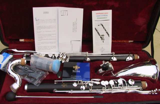 Buffet Crampon Prestige Bass Clarinet (Low E-flat)