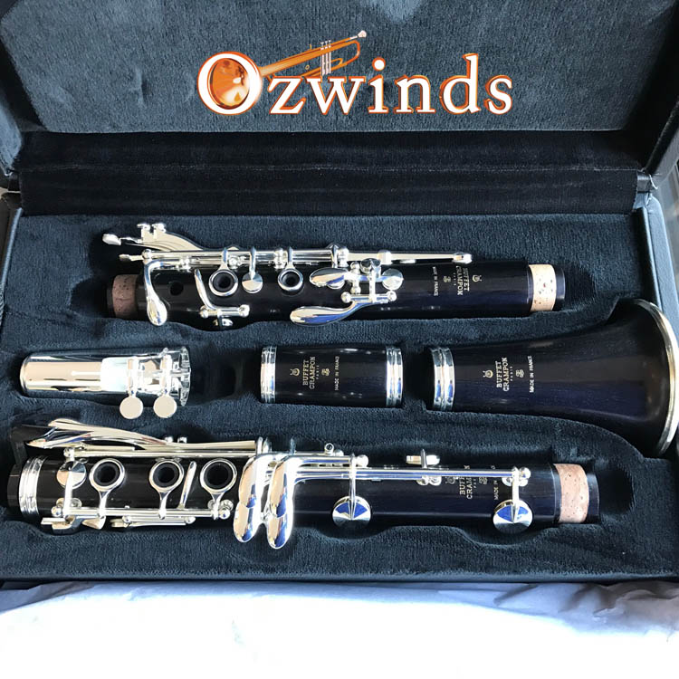 Buffet Crampon R13 Clarinet, Latest Version (B-flat)