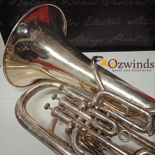 Boosey & Hawkes Sovereign (NOW SOLD) 4V Comp. Euphonium USED #653524