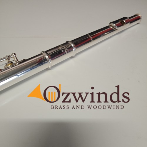 Pearl 795RBE NOW SOLD Elegante Flute W Forza Head USED #16771