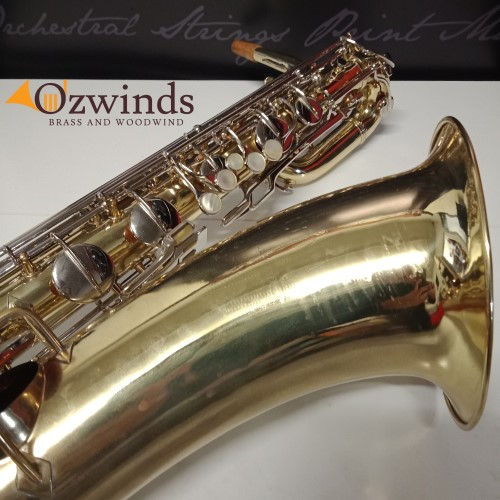 1968 Conn NOW SOLD 11M Low A Baritone Saxophone USED #L75267