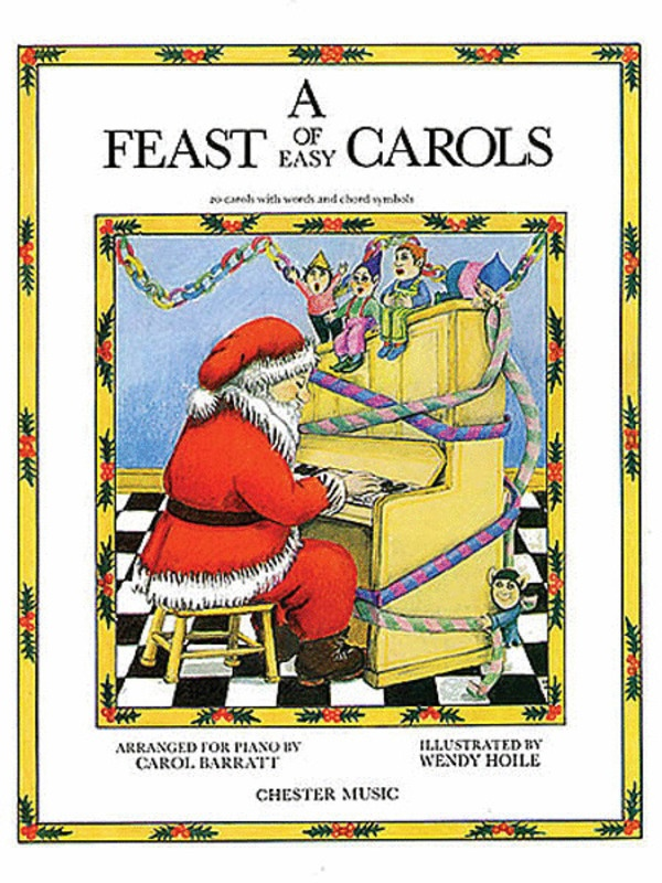 BARRATT FEAST OF EASY CAROLS BK.1