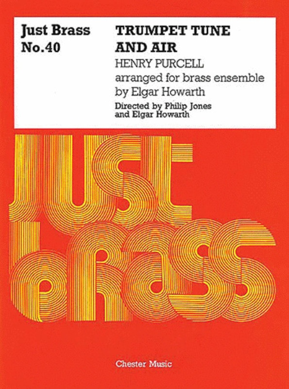JUST BRASS 40 TRUMPET TUNE/AIR PURCELL