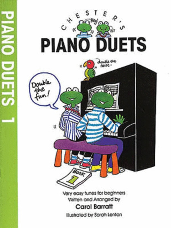 BARRATT PIANO DUETS VOL.1