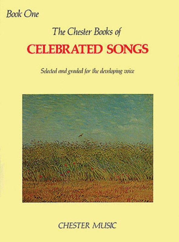 CELEBRATED SONGS BK 1 ED LEAH