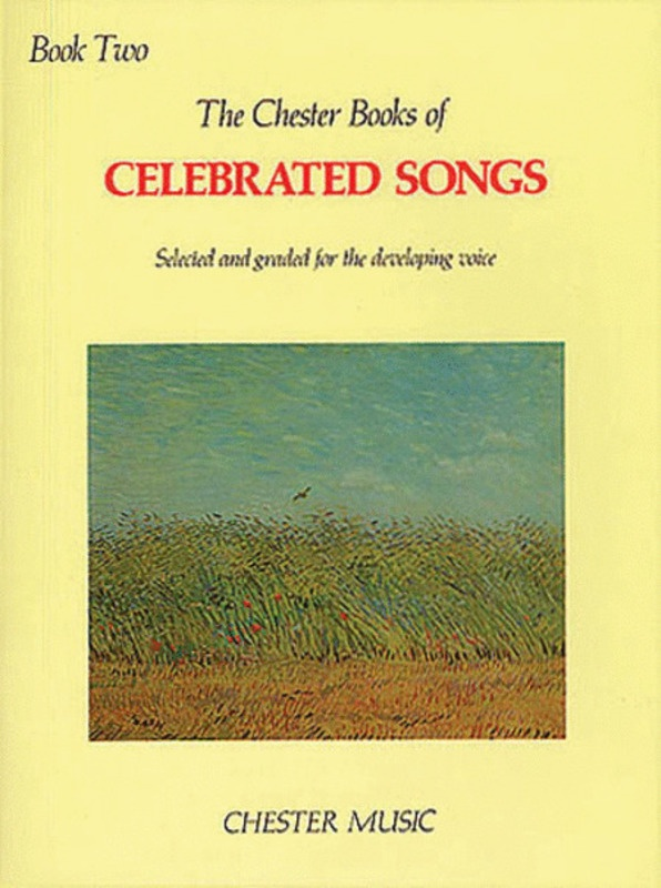 CELEBRATED SONGS BK 2 ED LEAH