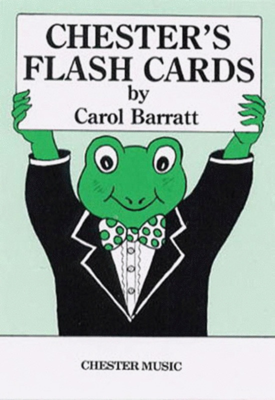 BARRATT FLASHCARDS