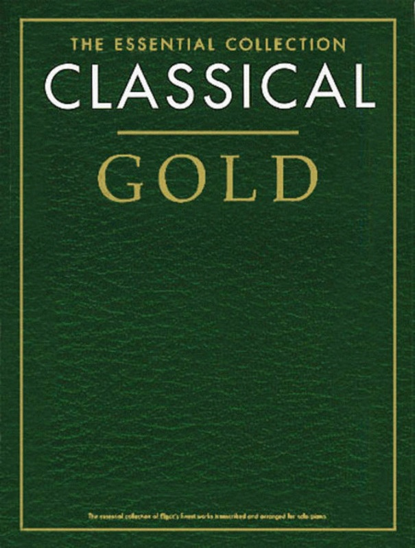 CLASSICAL GOLD ESSENTIAL COLL. PIANO