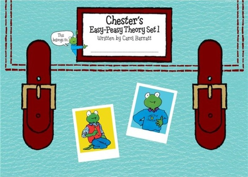 CHESTERS EASY-PEASY THEORY SET 1