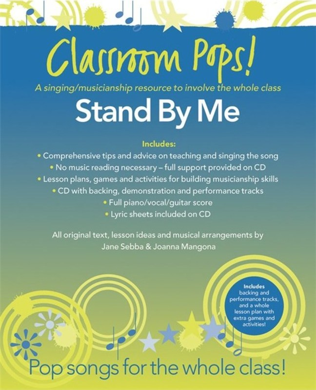 CLASSROOM POPS STAND BY ME BK/CD