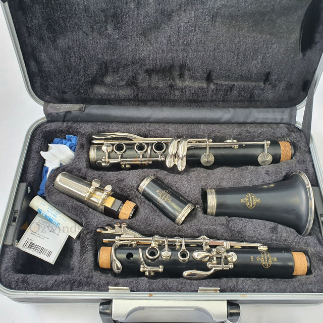 Buffet B12 Clarinet Fully Serviced and Ready to Play #645918