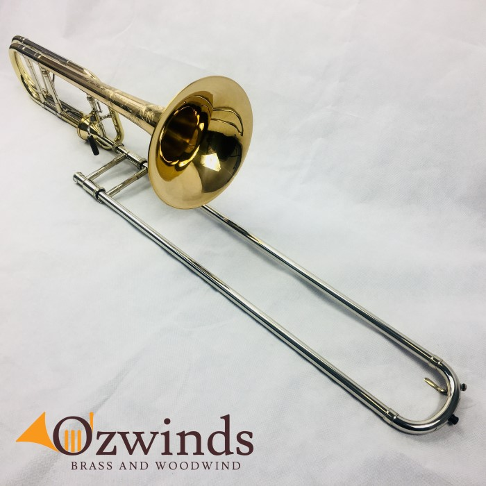 Shires Chicago Custom Trombone (USED)