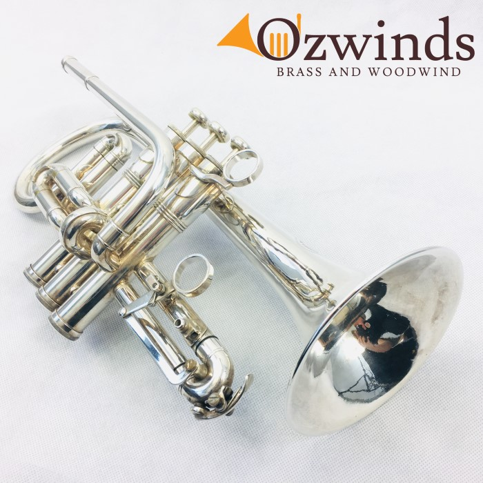 Boosey & Hawkes Sovereign Soprano Cornet #578090