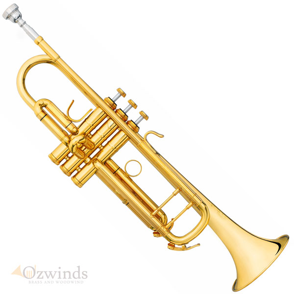 B & S Challenger II 37 Trumpet (Lacquered Finish)