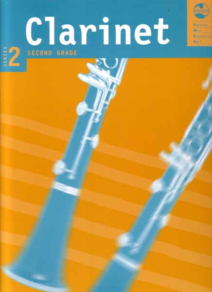 Ameb Clarinet Series 2 Musical Instruments & Gear Second Grade