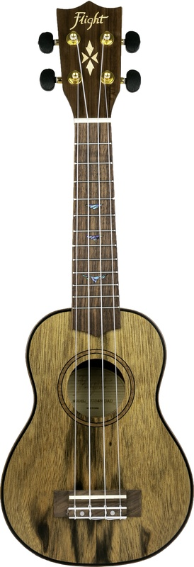 FLIGHT DUC430 DAO CONCERT UKE W/BAG