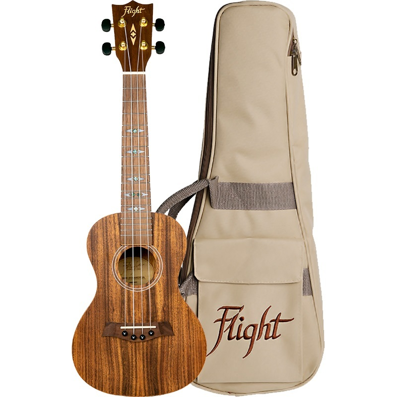 FLIGHT DUC440 ACACIA CONCERT UKE W/BAG