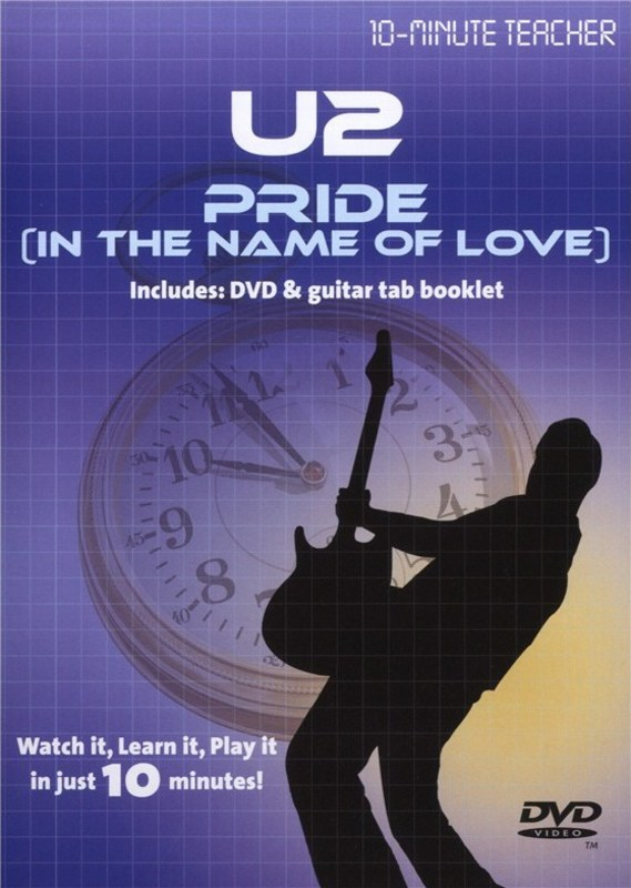 10-minute Teacher U2 Pride (in The Name Of Love)