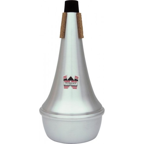 Denis Wick Tenor Horn Straight Mute (For Small Bells)