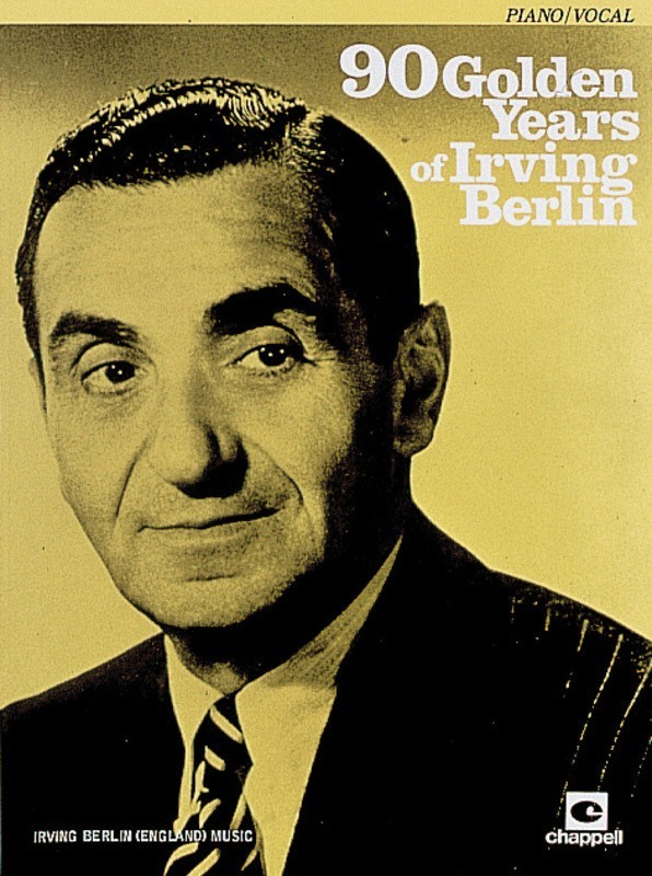 90 GOLDEN YEARS OF IRVING BERLIN P/V