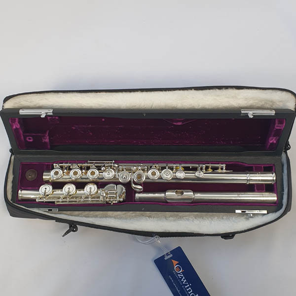 Trevor James Performer Series Used Flute #202839
