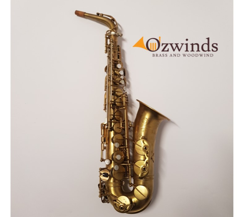 Selmer (Paris) MKVI Alto Saxophone #97812 (Now Sold)