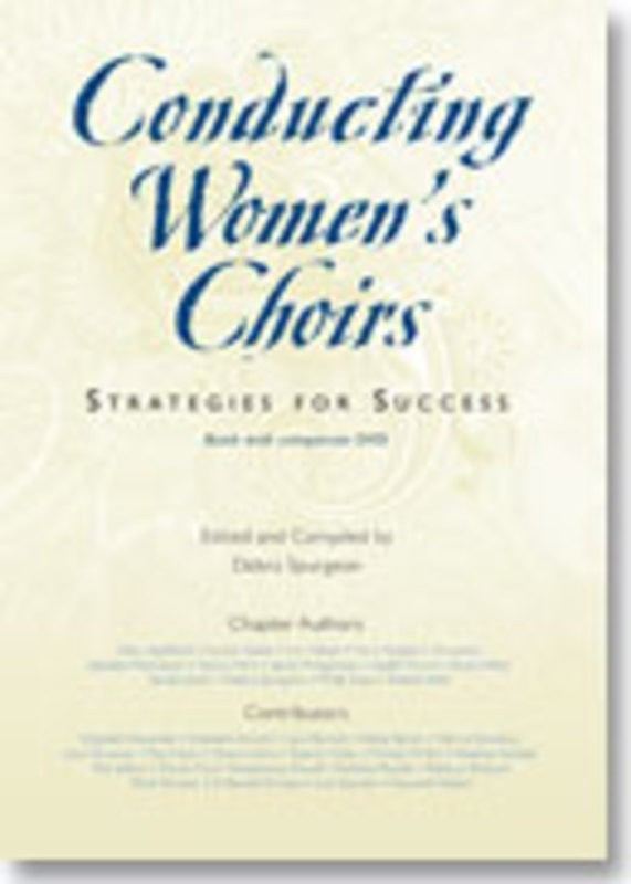 CONDUCTING WOMENS CHOIRS BK/DVD