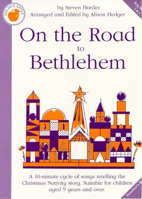 HARDER ON ROAD BETHLEHEM TEACHERS BOOK