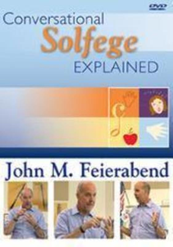 CONVERSATIONAL SOLFEGE EXPLAINED DVD