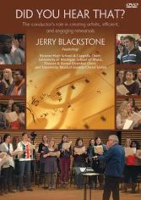 BLACKSTONE - DID YOU HEAR THAT? DVD
