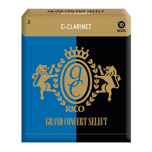Grand Concert Select Eb Clarinet Reeds (Box of 10)