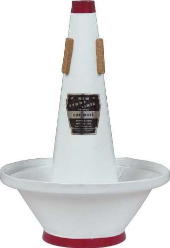 Humes & Berg 199 Stonelined Cup Bass Trombone Mute