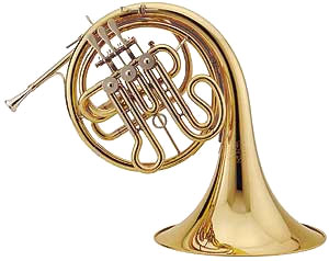 Hans Hoyer Meister Single B-flat French Horn