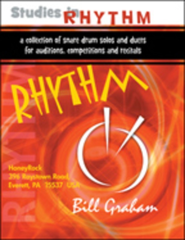 STUDIES IN RHYTHM SNARE DRUM SOLOS/DUETS