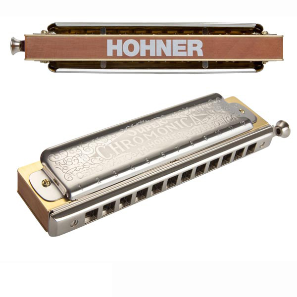 Hohner Super Chromonica 270/48 (3 octaves)