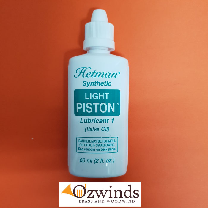 Hetman #1 Light Synthetic Piston Valve Oil