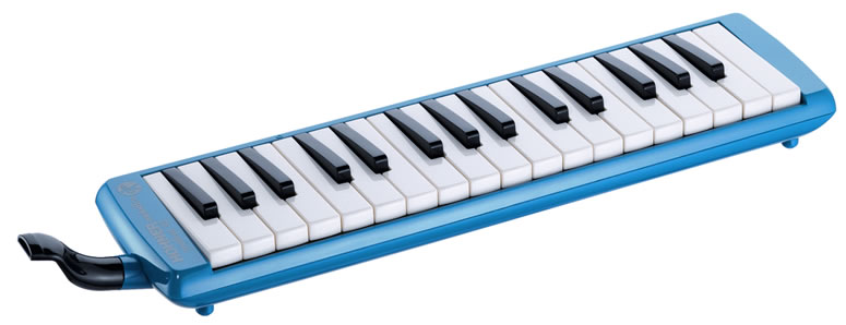 Hohner Student 32 Melodica - Choose Blue, Red or Black