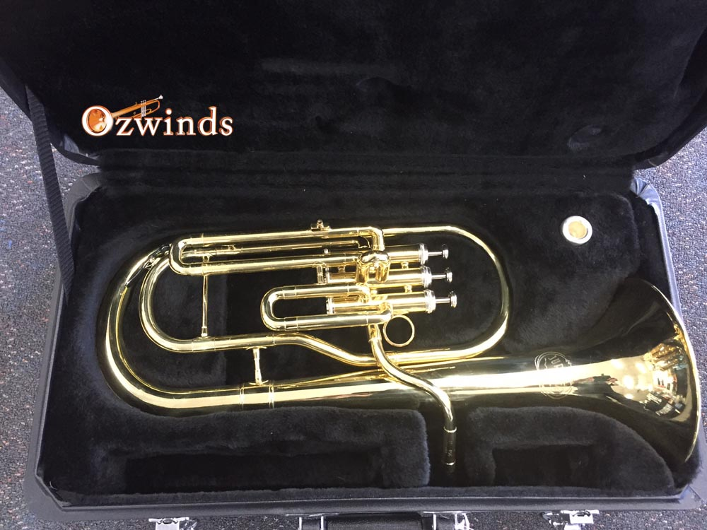 Jupiter Tenor Horn JAH-456L Lacquered Finish