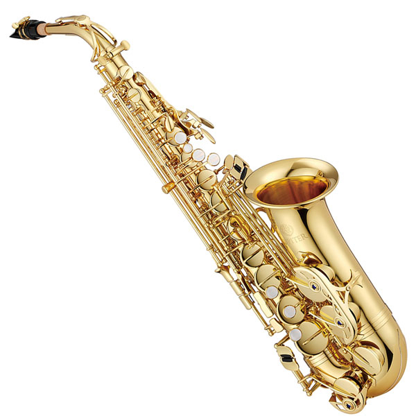 Jupiter JAS-700 Step-Up Student Alto Sax with Fobes Debut Mouthpiece