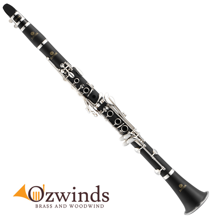Jupiter JCL-700N Clarinet, 5 Year Warranty