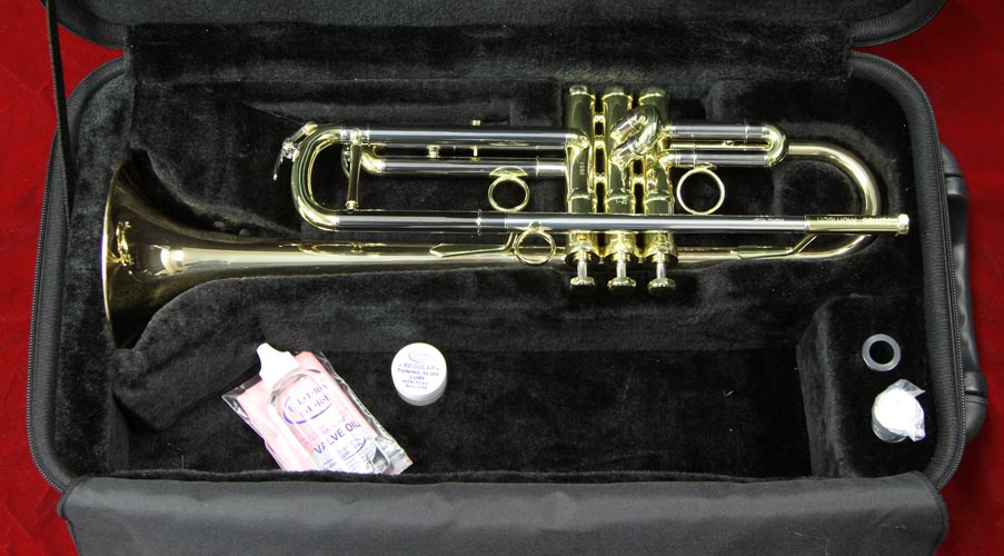 Schagerl James Morrison Jazz JM1 Trumpet. (Lacquer finish)
