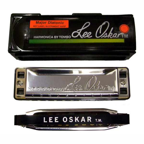 Lee Oskar Blues / Diatonic Harmonica, Key of F#
