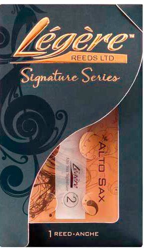 Legere Alto Saxophone Signature Series Reed